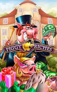 Flamber au casino avec la Piggy Riches slot machine