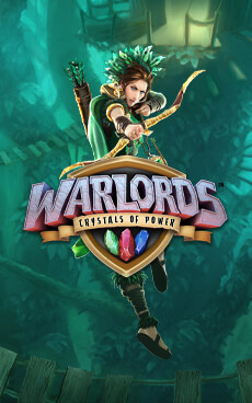 Jeu Warlords: Crystals of Power