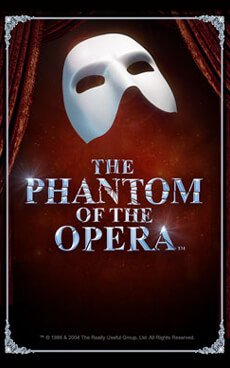 Jeu Microgaming parmi les Phantom of the Opera slots