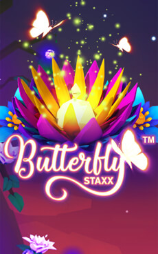 Butterfly Staxx Slot Machine NetEnt