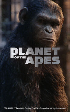 La Slot Machine Planet of the Apes