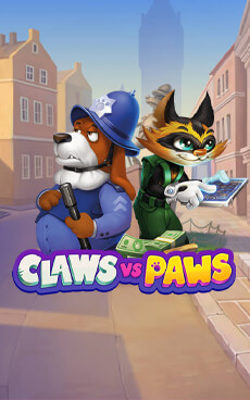 Revue Jeu Playson Casinos Claws vs Paws