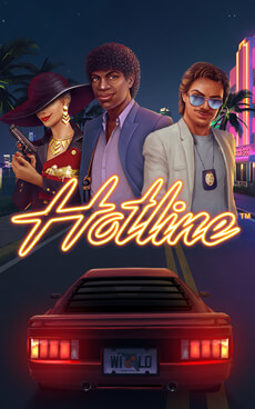 Hotline Slot de Casino NetEnt
