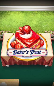 Baker's Treat Play'N Go Slot