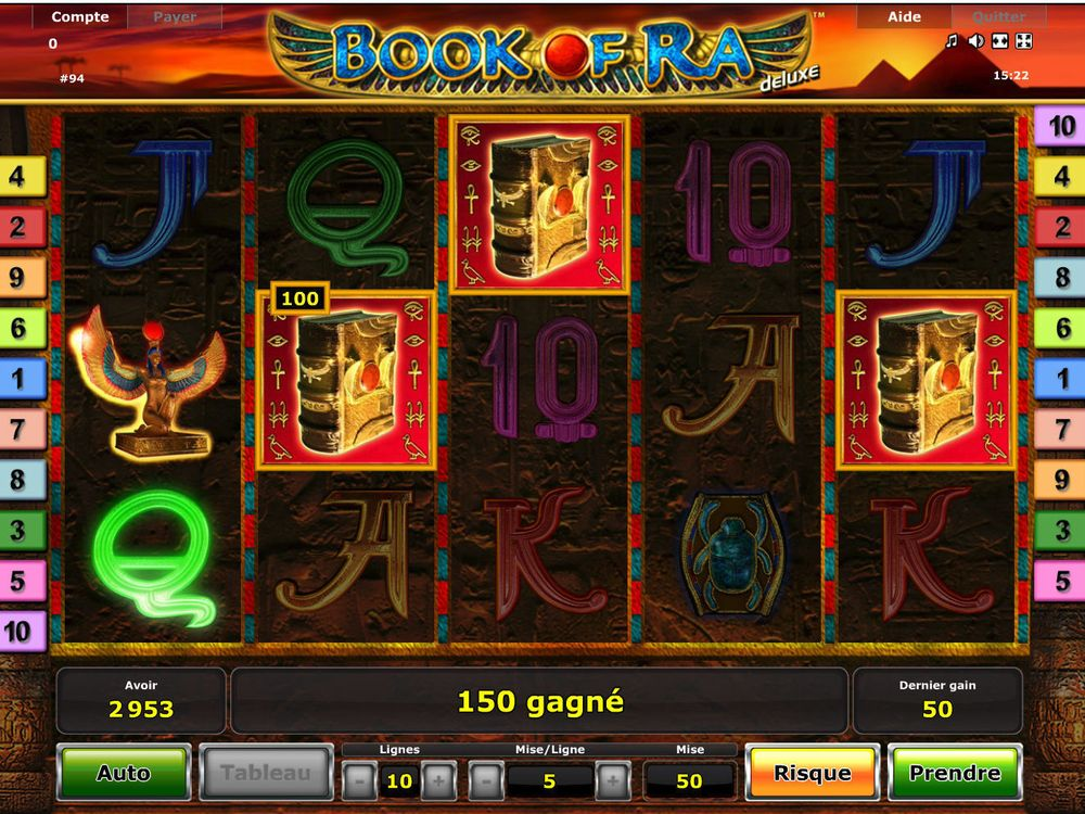 casino book of ra online