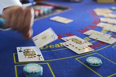 La Bipolarité du Blackjack en mode Pontoon