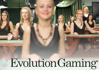 Evolution Gaming casino acceptant les français