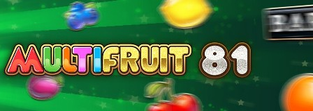 Slot Machine Fruit Multi 81