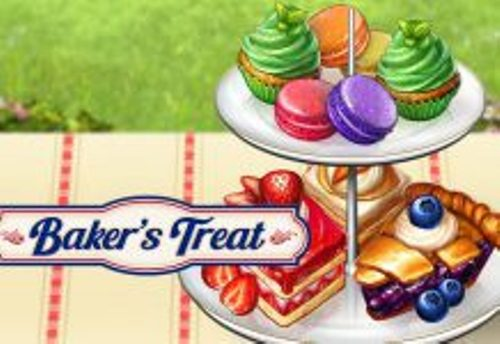 Bakers Treat Play N Go slot machine