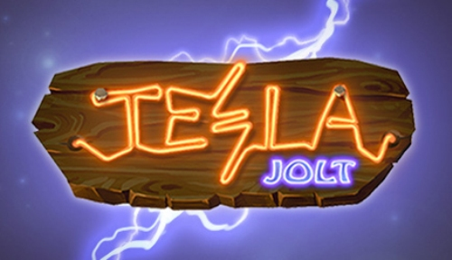 Tesla Jolt slot machine